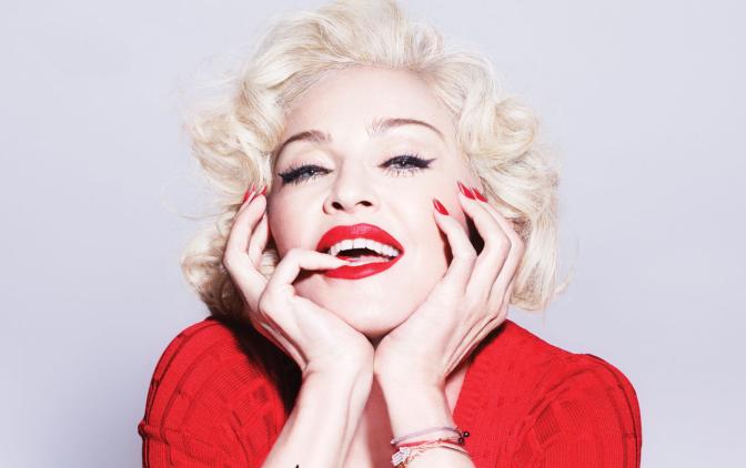 Madonna: Quebrando paradigmas há 59 anos.