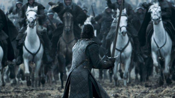 Game of Thrones e o fan service