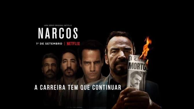 A ascensão de Narcos sem Escobar