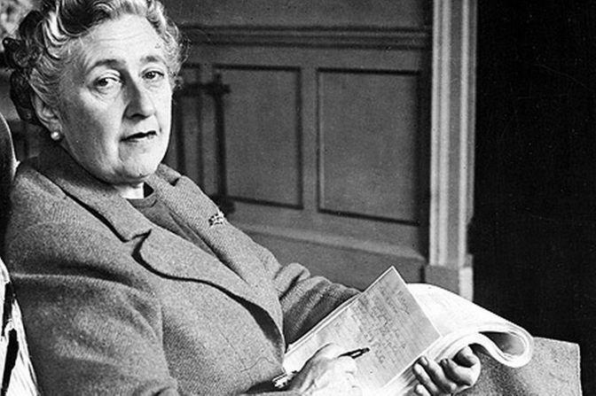 Autor do mês: Agatha Christie